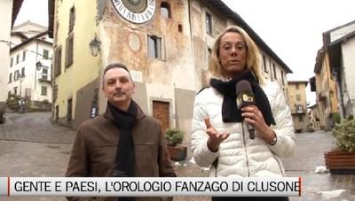 Gente e Paesi, l'Orologio Planetario Fanzago di Clusone