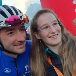 «L'incidente e le nuove sfide in bici» Agnese si racconta: vivo giorno per giorno