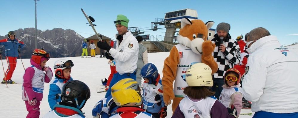 Scuole di sci, indotto da 9 milioni di euro In provincia ci sono 600 maestri