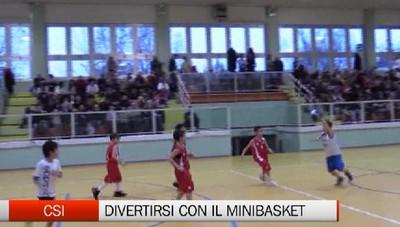 Csi - Divertirsi con il minibasket