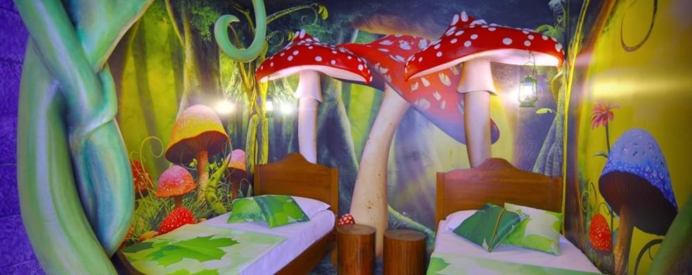 La Magia di Gardaland nel terzo hotel a tema