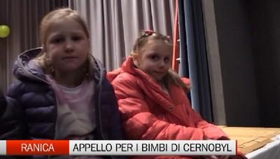 Appello di Aiutiamoli a vivere per continuare ad accogliere i bambini di Chernobyl