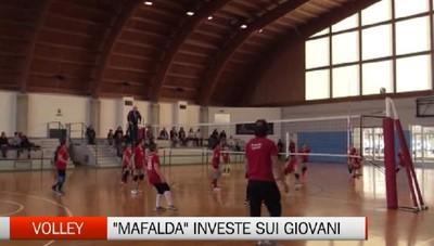 Csi, volley: Mafalda investe sui giovani talenti