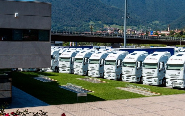 Nicoli trasporti, nuovo polo logistico L'azienda bergamasca cresce ancora