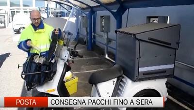 Poste Italiane - Da lunedì consegna dei pacchi fino a sera e il sabato