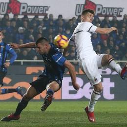 Atalanta-Milan 1-3: doppietta del cecchino Piatek affossa i nerazzurri