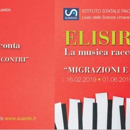 «Migrazioni e incontri» in musica Al Secco Suardo ci si «contamina»