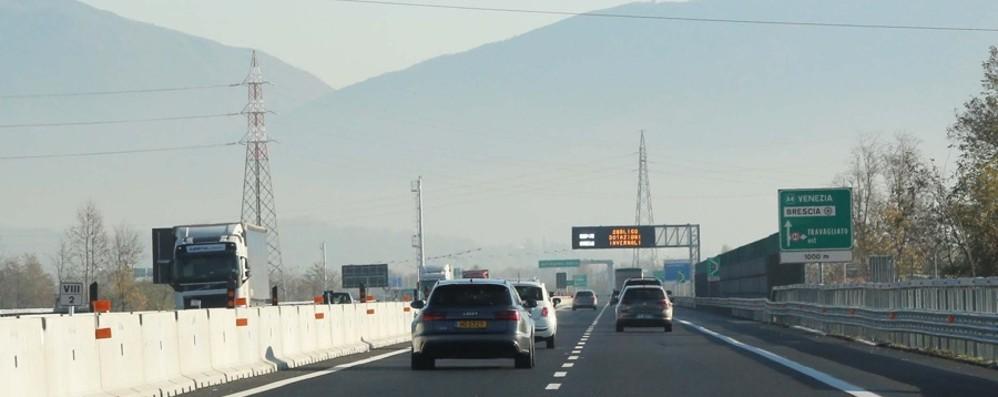 Quasi 1 milione di investimenti in 5 anni Brebemi, cresce il traffico del 20%