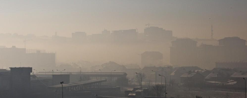 Smog in aumento in Lombardia A Bergamo tre giorni oltre il limite