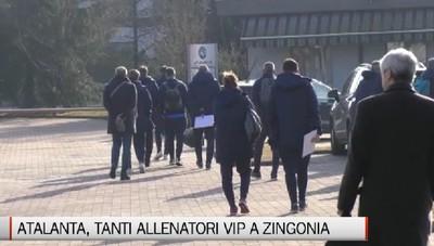 Atalanta, il corso allenatori Uefa Pro a Zingonia