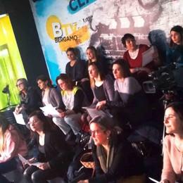 L'8 marzo e il coraggio delle donne Continua il casting di Bergamo Tv