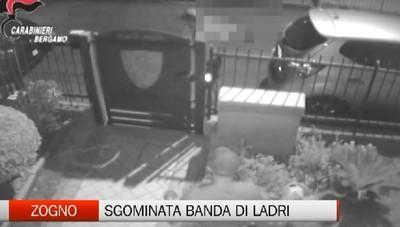 Speedy Gonzales del furto sgominati dai Carabinieri