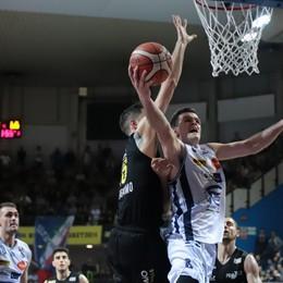 Basket, Remer  col vento in poppa Bergamo a Agrigento per riscattarsi