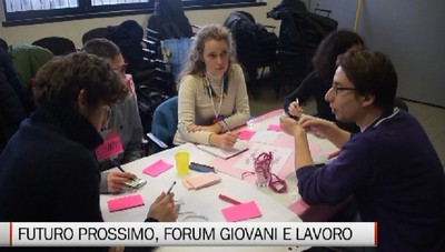 Futuro Prossimo, il Forum su giovani e lavoro