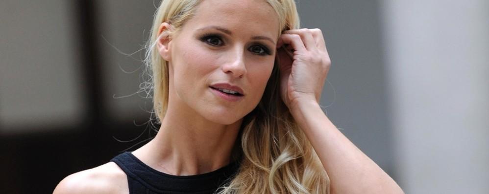 Michelle Hunziker stronca «Adrian» «Offese le donne vittime di violenza»