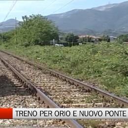 Treni - C'è anche il treno per Orio nei piani di Rfi