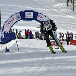 Truppe alpine, ai campionati italiani di sci bergamasca regina dello slalom gigante