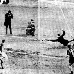 Il febbraio del 1968 con «Beppe gol» Savoldi in rampa di lancio