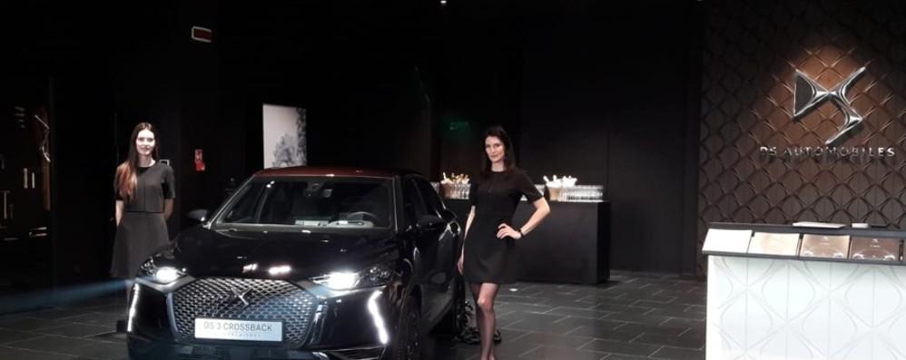 Presentato il nuovo Ds Store Regia di Lario Bergauto