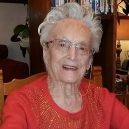 Villa di Serio, la storia di Maria  101 anni dedicati alla famiglia