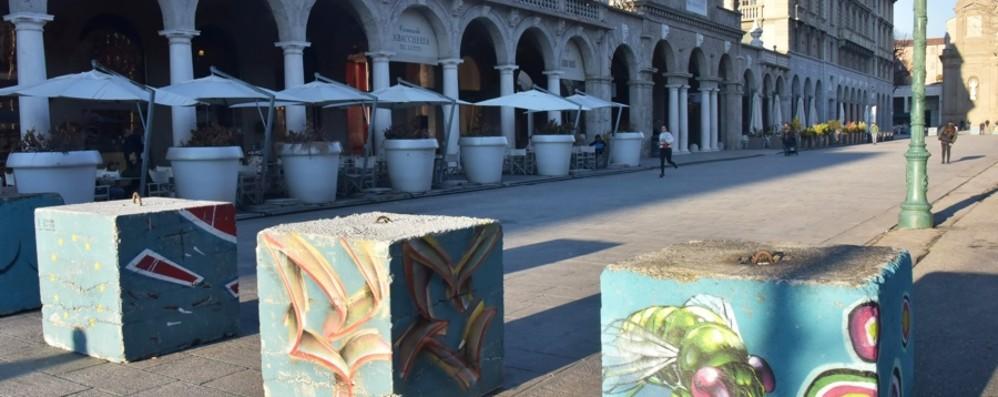 Anche a Bergamo arriva lo Sbarazzo  Offerte dei negozi sul Sentierone