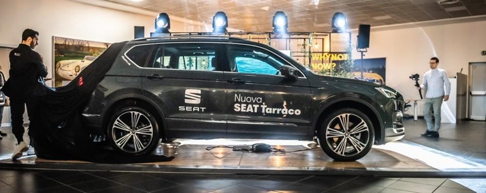 La nuova Seat «Tarraco»  Test drive nel week end