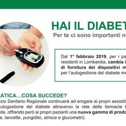 Diabete mellito Nuove modalità per gli ausili