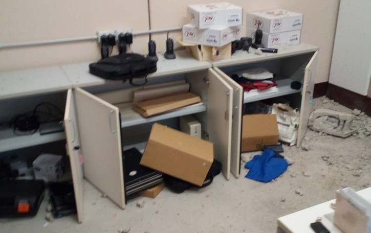 Protezione civile nel mirino dei ladri Due furti in sette mesi a Chignolo