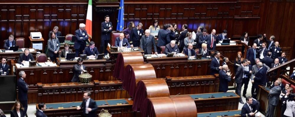 Redditi dei parlamentari bergamaschi Sorte, Fedeli e Calderoli sul podio