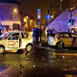 Allarme incidenti in via San Giorgio La mappa degli incroci più pericolosi
