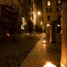 Il 1° marzo Città Alta a lume di candela Torna «M'illumino di meno» - I progetti