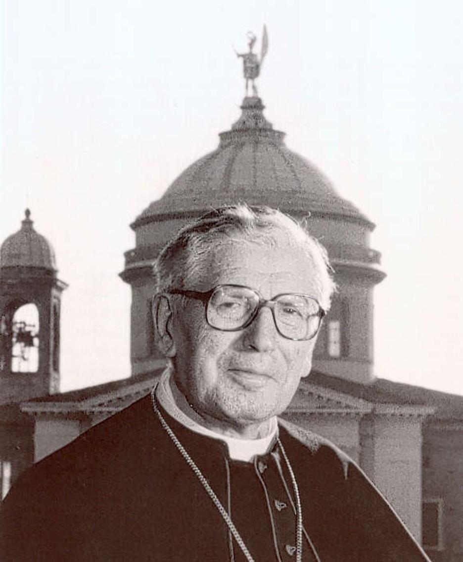 Monsignor Giulio Oggioni