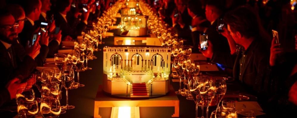 Anche il Casinò protagonista alla serata di gala Sanpellegrino -Foto