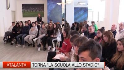 Atalanta, diciottesima edizione di Scuola allo Stadio