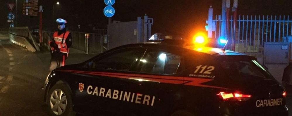 Bonate Sopra, rissa in un locale Interviene l'ambulanza, ferito 22enne