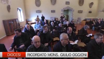 Ricordato il vescovo Oggioni, guidò la chiesa bergamasca nel post Concilio