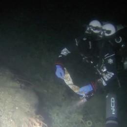 Sul fondo del lago d'Iseo quintali di scarti Sub disponibili a rimuoverli - Video