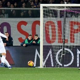 Fiorentina-Atalanta 3-3: nerazzurri due volte avanti, due volte ripresi dai viola