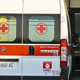 Si sente male mentre va al lavoro Muore  63enne di Sant'Omobono