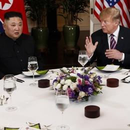 I passi avanti fra Trump e Kim