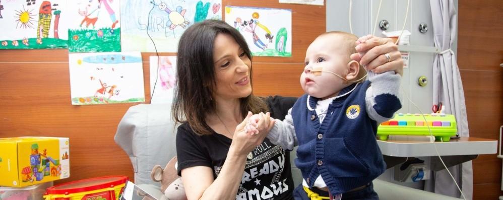 Salvato il bimbo dal cuore grande dopo un anno vissuto in ospedale