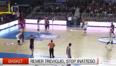 Basket, scivolone inatteso per la Remer Treviglio
