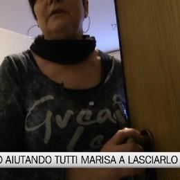 Curno, parla la mamma di Marisa:  «La minacciava, noi la proteggevamo»