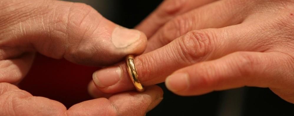 Il matrimonio era una farsa Giovane denunciata prima del «sì»