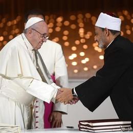 Il coraggio del Papa Le sfide dell'islam