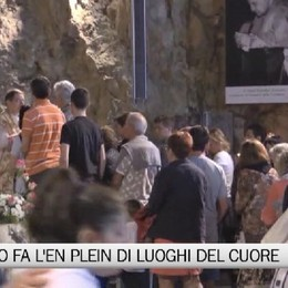 FAI - Bergamo fa l'en plein tra i Luoghi del Cuore: sette i beni censiti