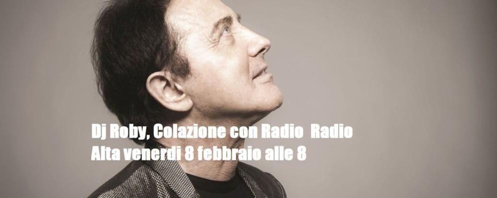 Sanremo, il Festival  visto da Roby Facchinetti Il cantante dei Pooh sarà dj a Radio Alta
