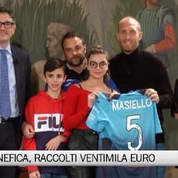 Asta benefica maglie Atalanta, raccolti ventimila euro
