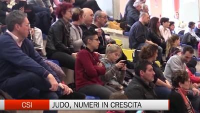Csi - Numeri in crescita per il judo