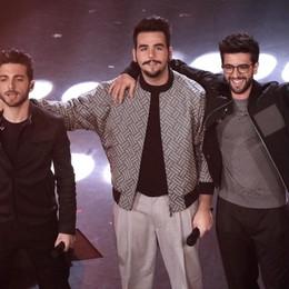 «Il Volo» a Trezzo e Crespi d'Adda - Video Riprese per la canzone in gara  a Sanremo